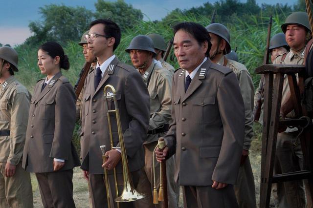 画像4: ©2020「きまじめ楽隊のぼんやり戦争」フィルムプロジェクト