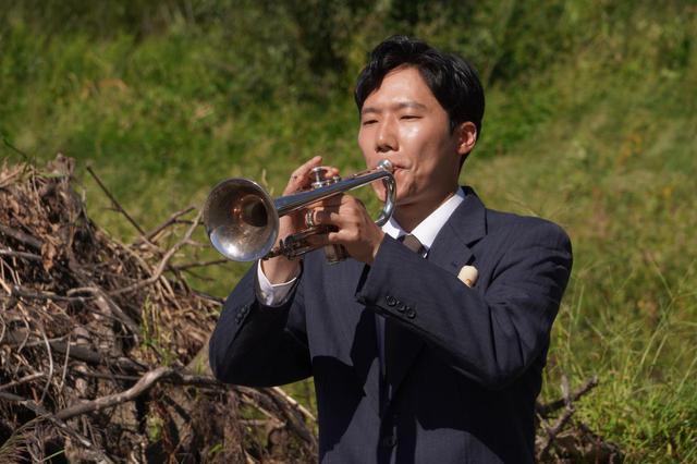 画像1: ©2020「きまじめ楽隊のぼんやり戦争」フィルムプロジェクト
