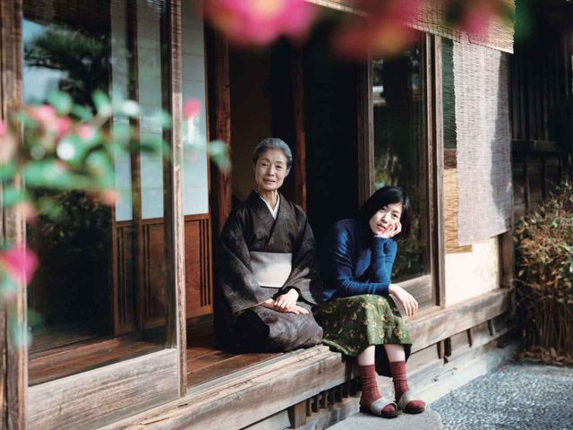 """画像: ©2020""""A Garden of the Camellias"""" film partners"""