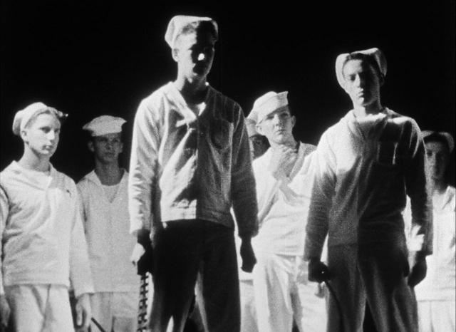 画像: 『花火』 (1947 年/白黒/15 分)