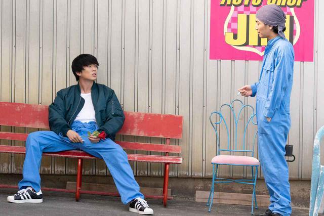 画像3: ©️行成薫/集英社 ©️映画「名も無き世界のエンドロール」製作委員会