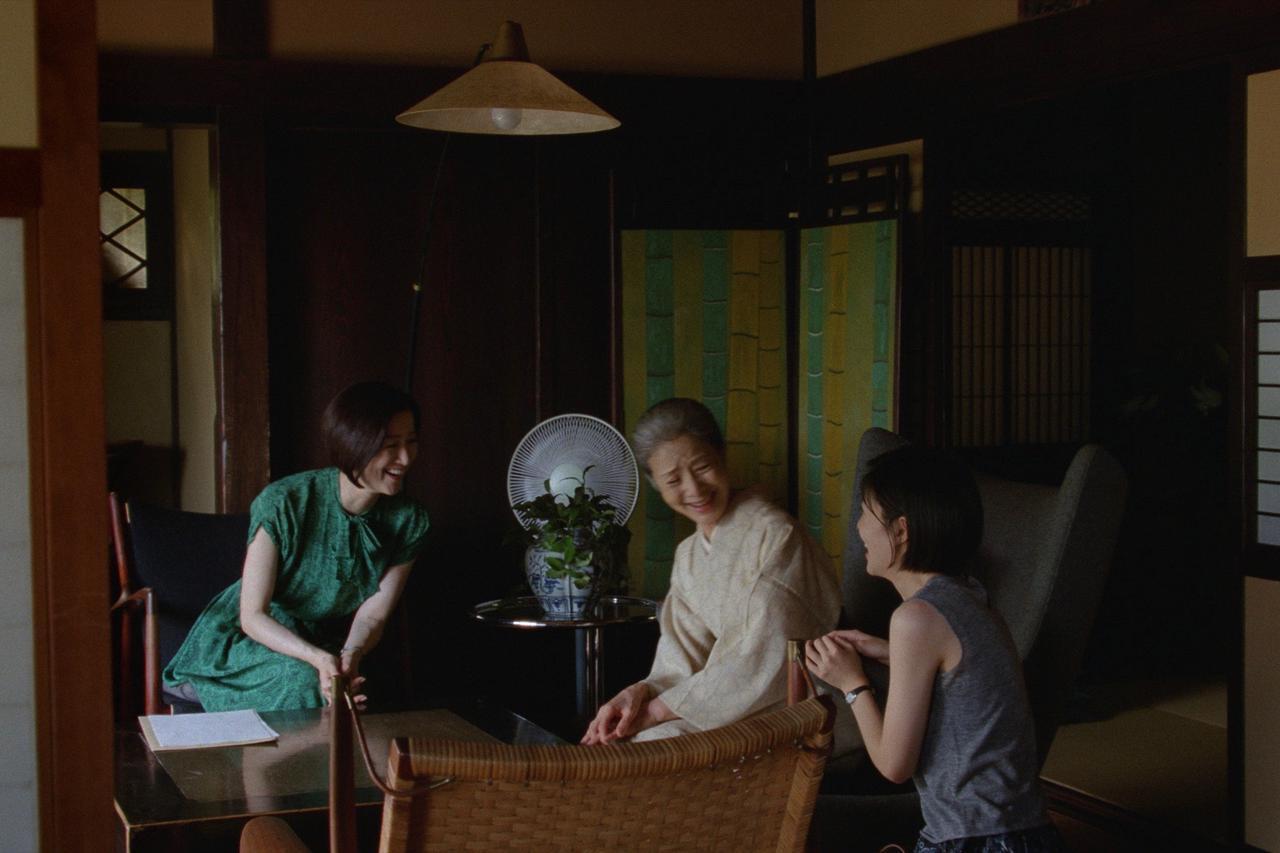 """画像2: ©2020""""A Garden of the Camellias"""" film partners"""