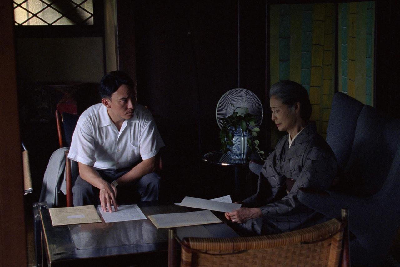 """画像10: ©2020""""A Garden of the Camellias"""" film partners"""