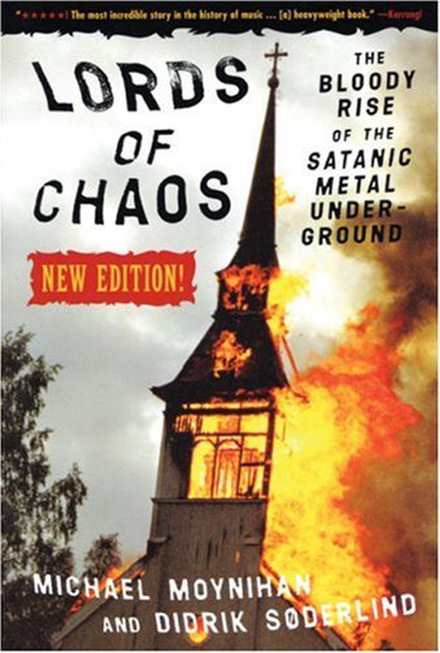 画像: 2009年刊行の邦訳に新たな解説を加え復刊! 「ロード・オブ・カオス ブラック・メタルの血塗られた歴史」 (ele-king books/Pヴァイン)