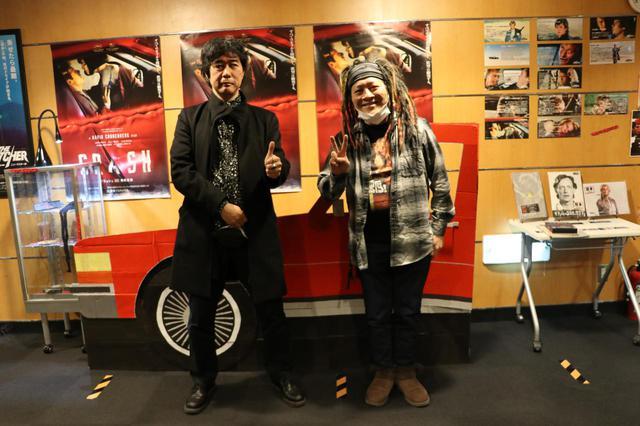 画像: 左より柳下毅一郎さん、高橋ヨシキさん