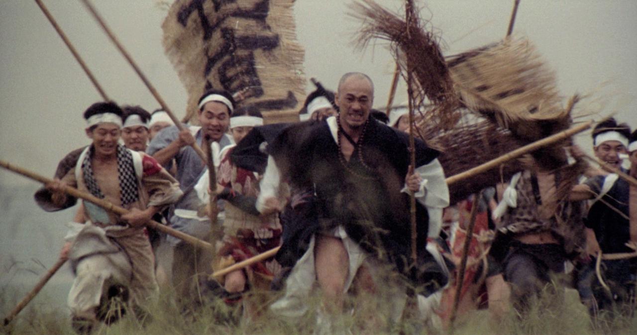 画像2: 現代群盗伝 (公開題:「未亡人 喪服の悶え」)