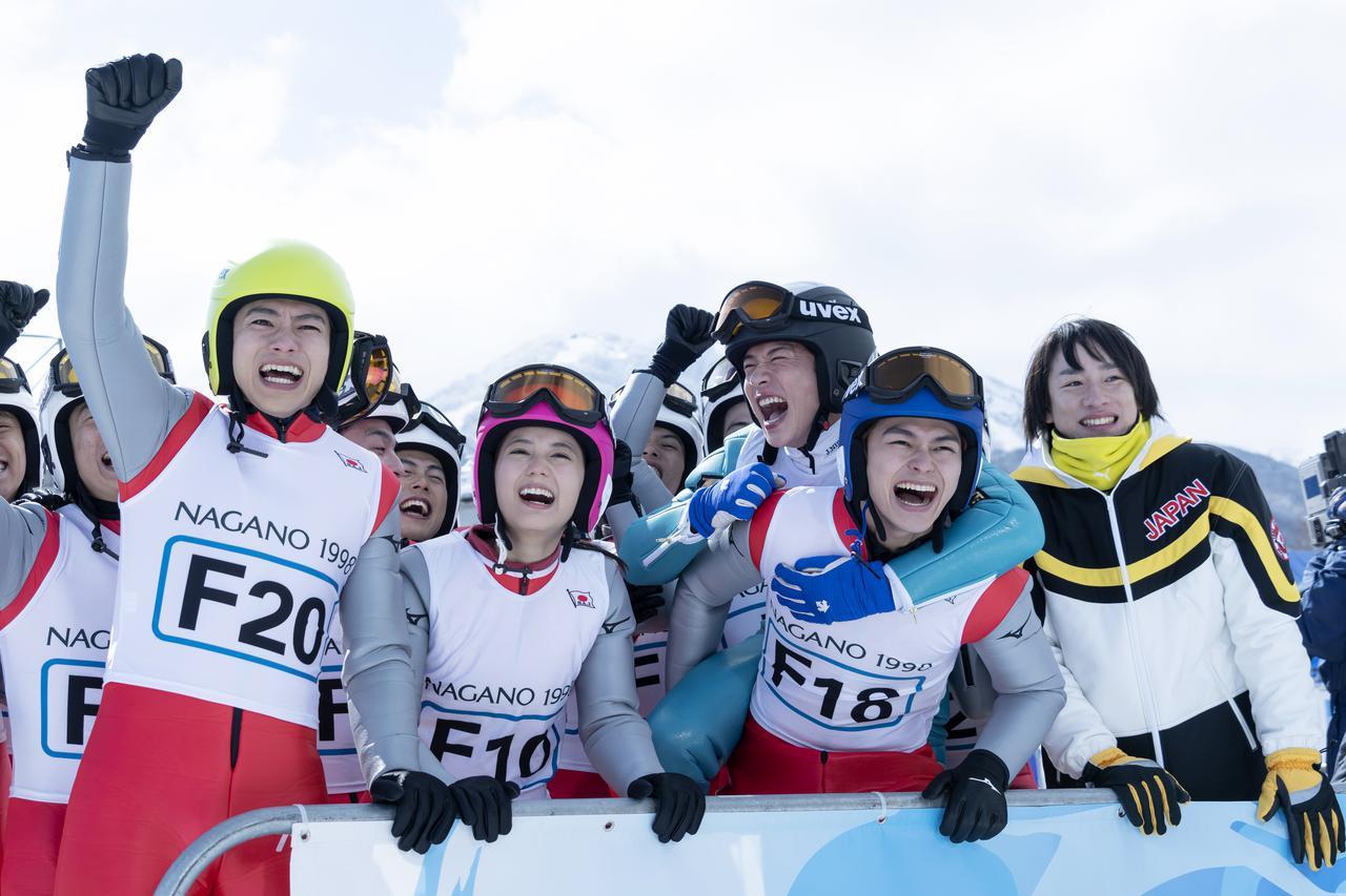 画像5: ©2021映画「ヒノマルソウル」製作委員会