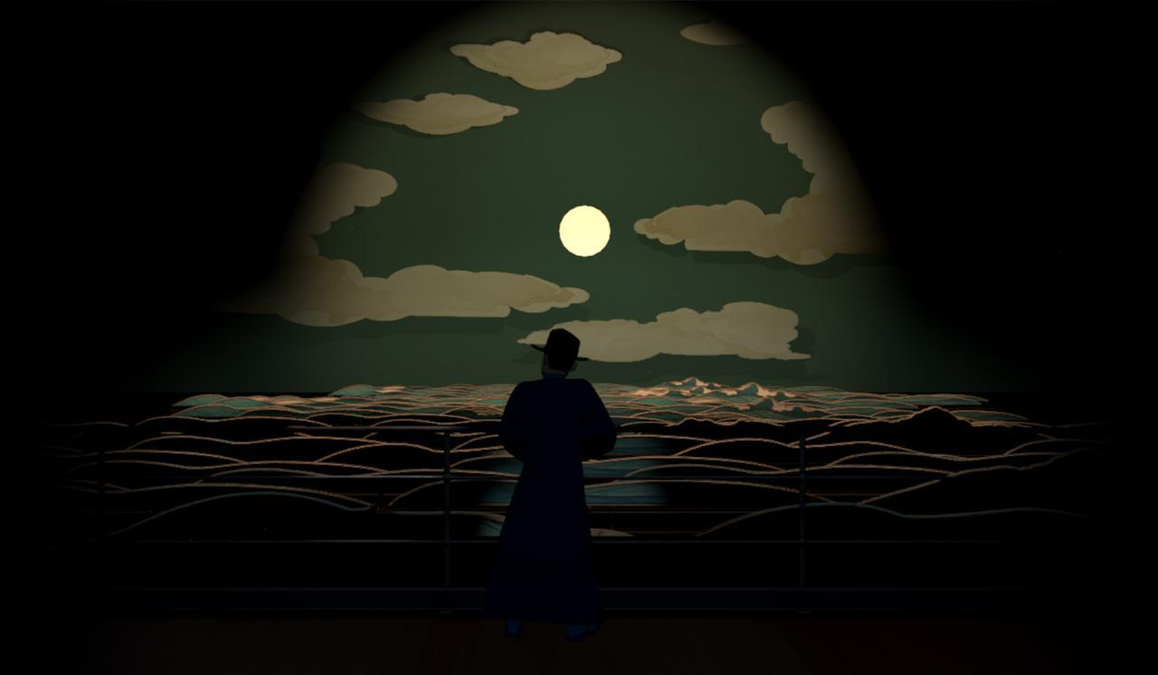 画像: 「The Book of Distance」 監督:Randall Okita(カナダ)プロデューサー: National Film Board of Canada