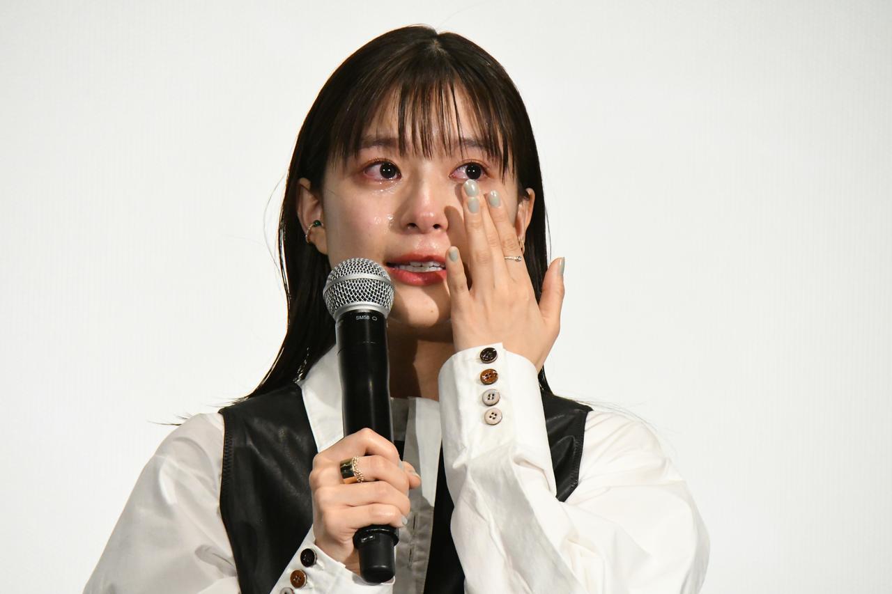 画像: 芳根京子さん