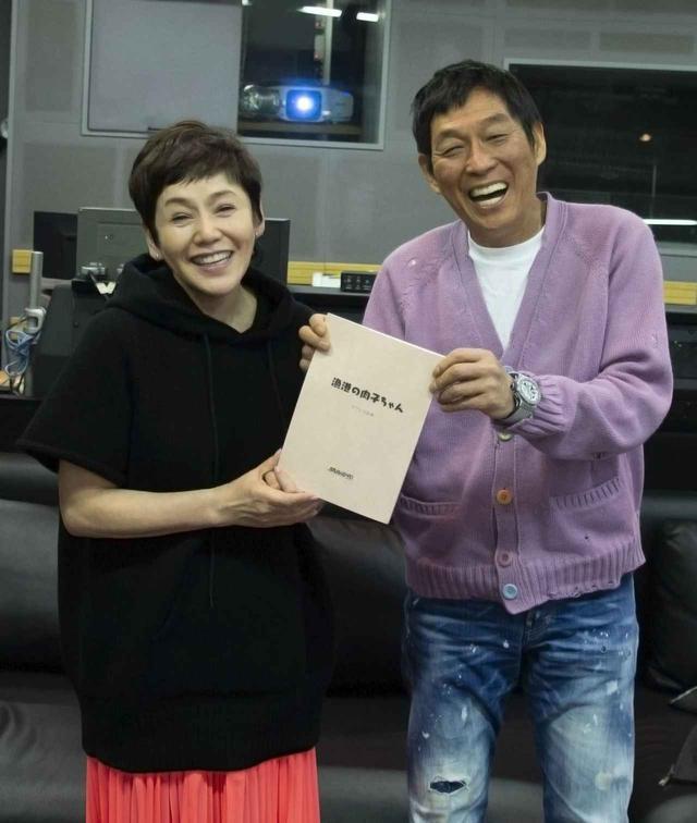 画像: 今回の情報解禁を受け、本作の企画・プロデュースの明石家さんま、肉子ちゃん役の大竹しのぶからコメントが到着!