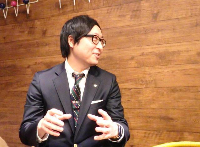 画像: 八木健太郎さん