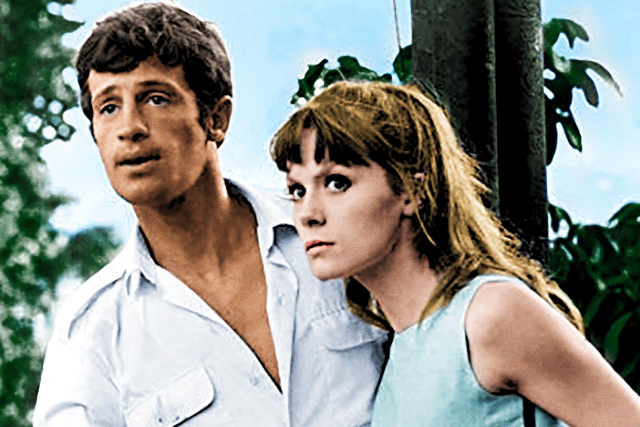 画像1: L'HOMME DE RIO a film by Philippe de Broca © 1964 TF1 Droits Audiovisuels All rights reserved.