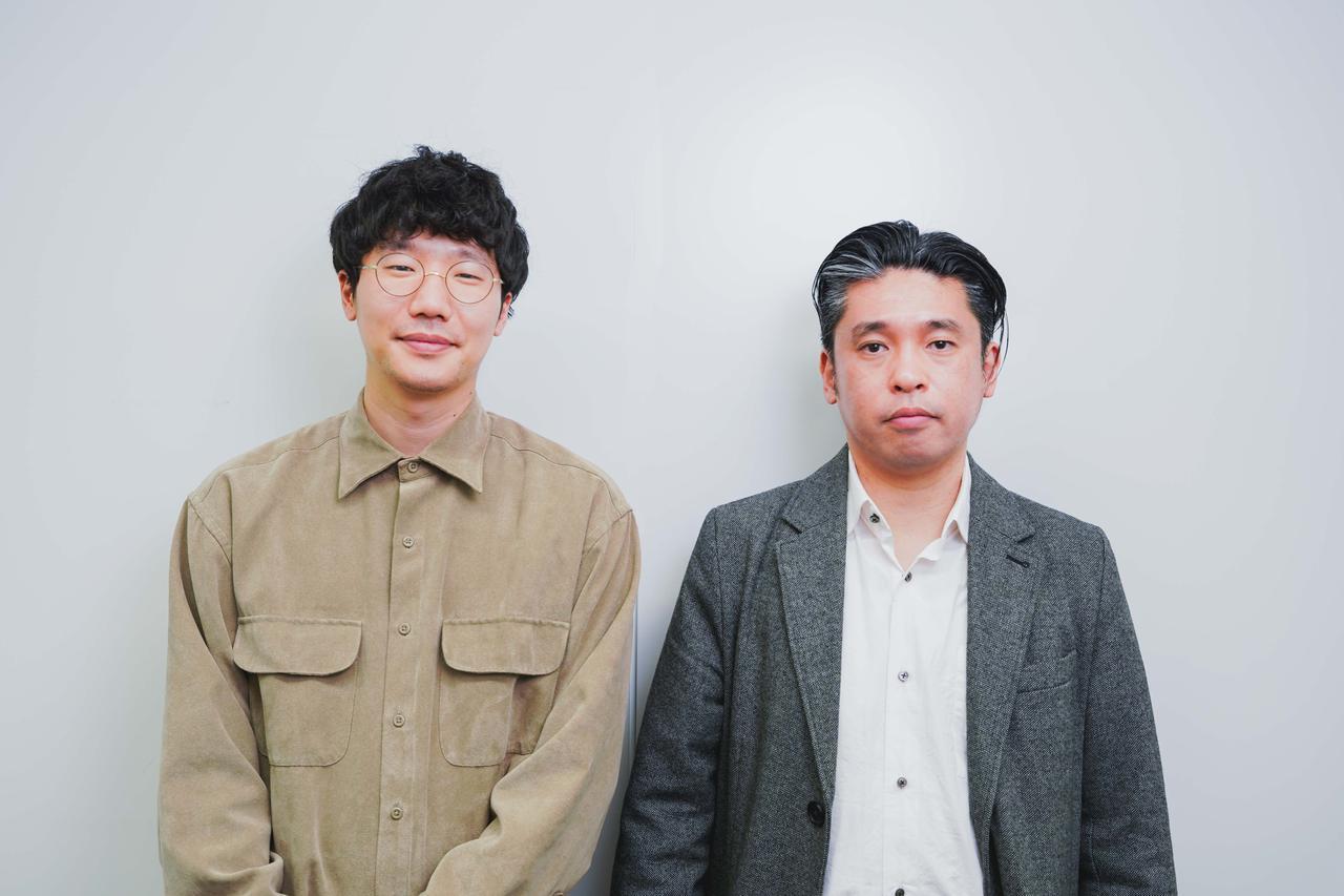 画像2: 左より、前原滉さん×池田暁監督