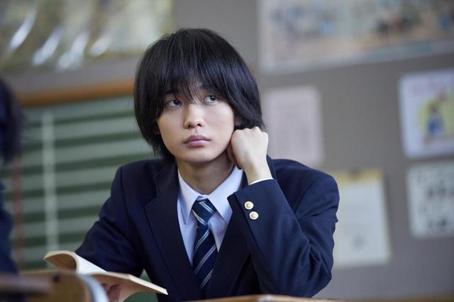 画像: 青木柚 (C)2021『うみべの女の子』製作委員会