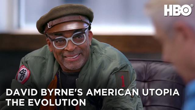 画像: David Byrne's American Utopia (2020): The Evolution of American Utopia | HBO youtu.be