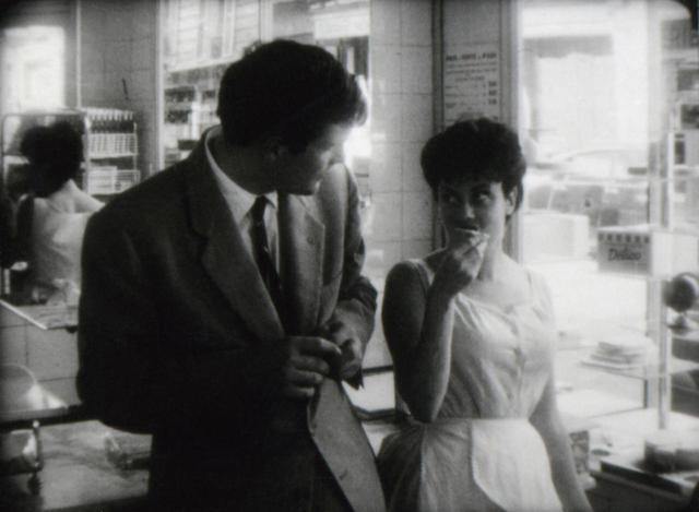 画像: 『モンソーのパン屋の女の子』La Boulangère de Monceau © 1962 Les Films du Losange