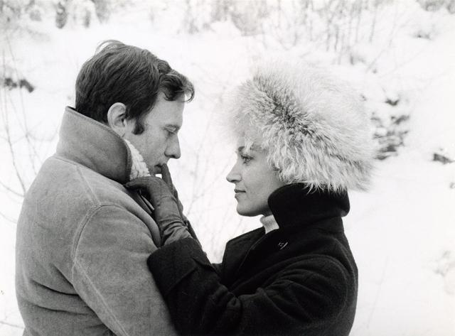 画像: 『モード家の一夜』 Ma Nuit chez Maud © 1968 Les Films du Losange