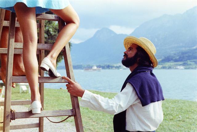 画像: 『クレールの膝』Le Genou de Claire © 1970 Les Films du Losange