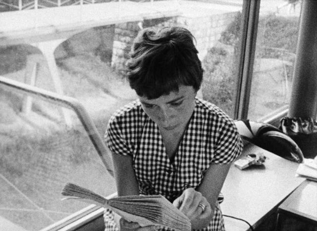 画像: 『パリのナジャ』Nadja à Paris © 1964 Les Films du Losange