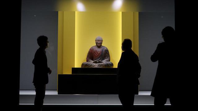 画像1: 鑑真和上坐像 奈良時代8世紀 奈良・唐招提寺 国宝