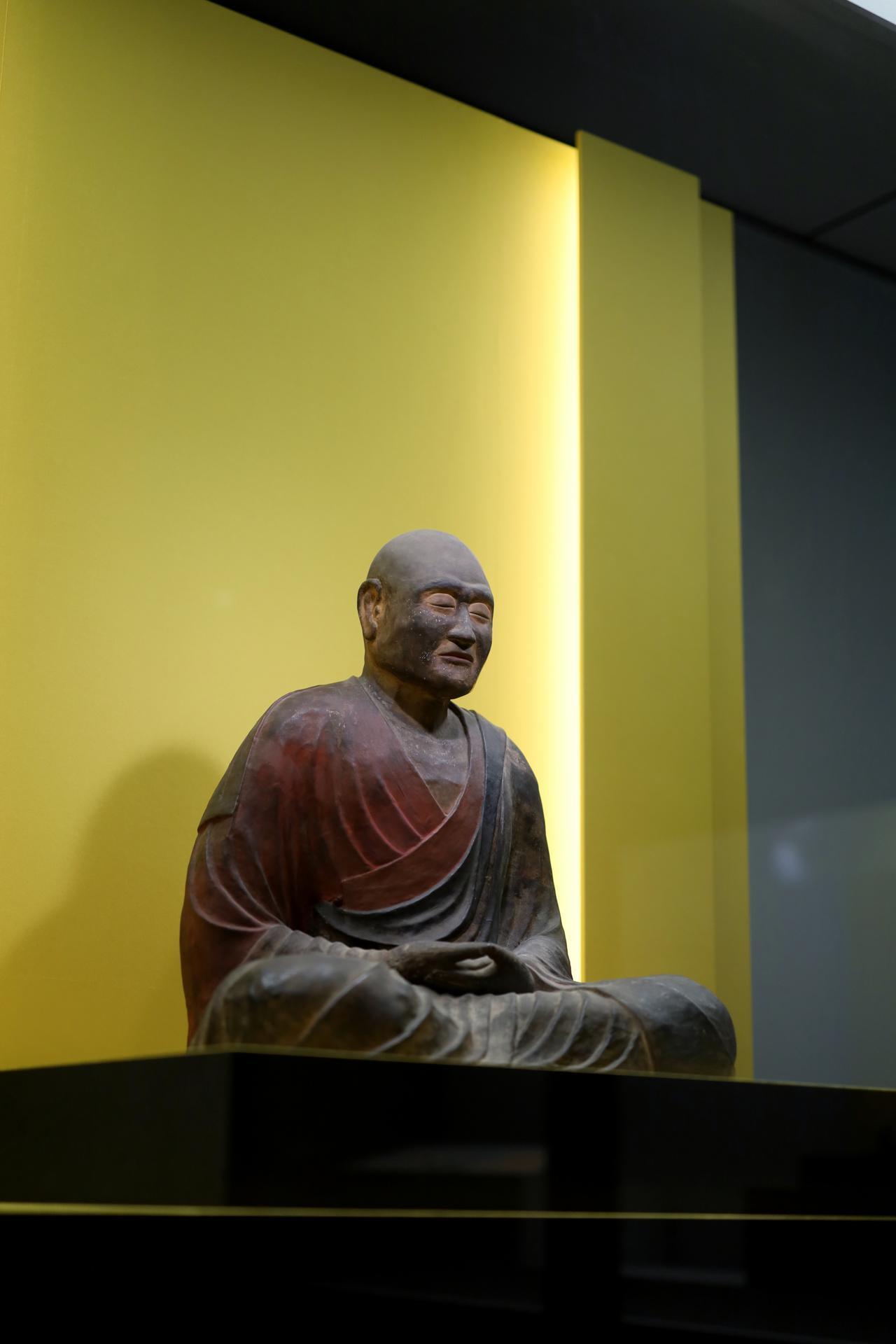 画像2: 鑑真和上坐像 奈良時代8世紀 奈良・唐招提寺 国宝