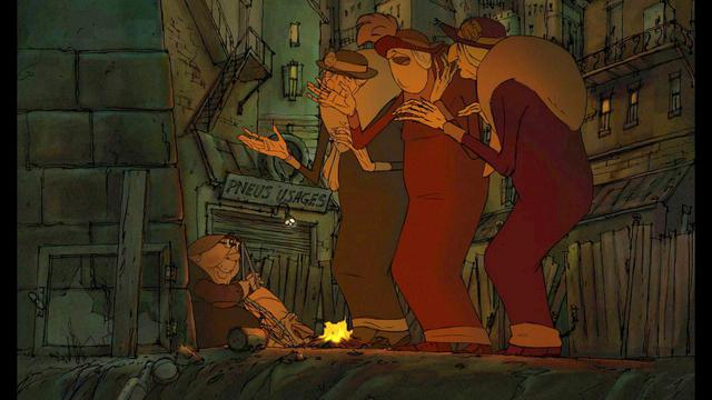 画像1: ©Les Armateurs / Production Champion Vivi Film / France 3 Cinéma / RGP France / Sylvian Chomet