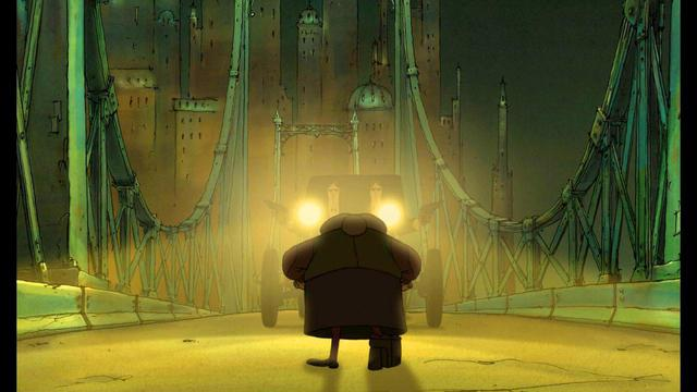 画像5: ©Les Armateurs / Production Champion Vivi Film / France 3 Cinéma / RGP France / Sylvian Chomet