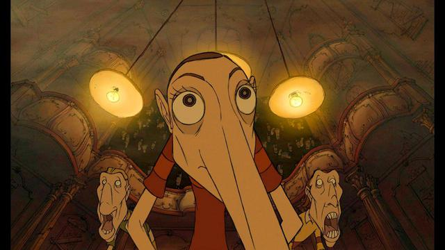 画像3: ©Les Armateurs / Production Champion Vivi Film / France 3 Cinéma / RGP France / Sylvian Chomet