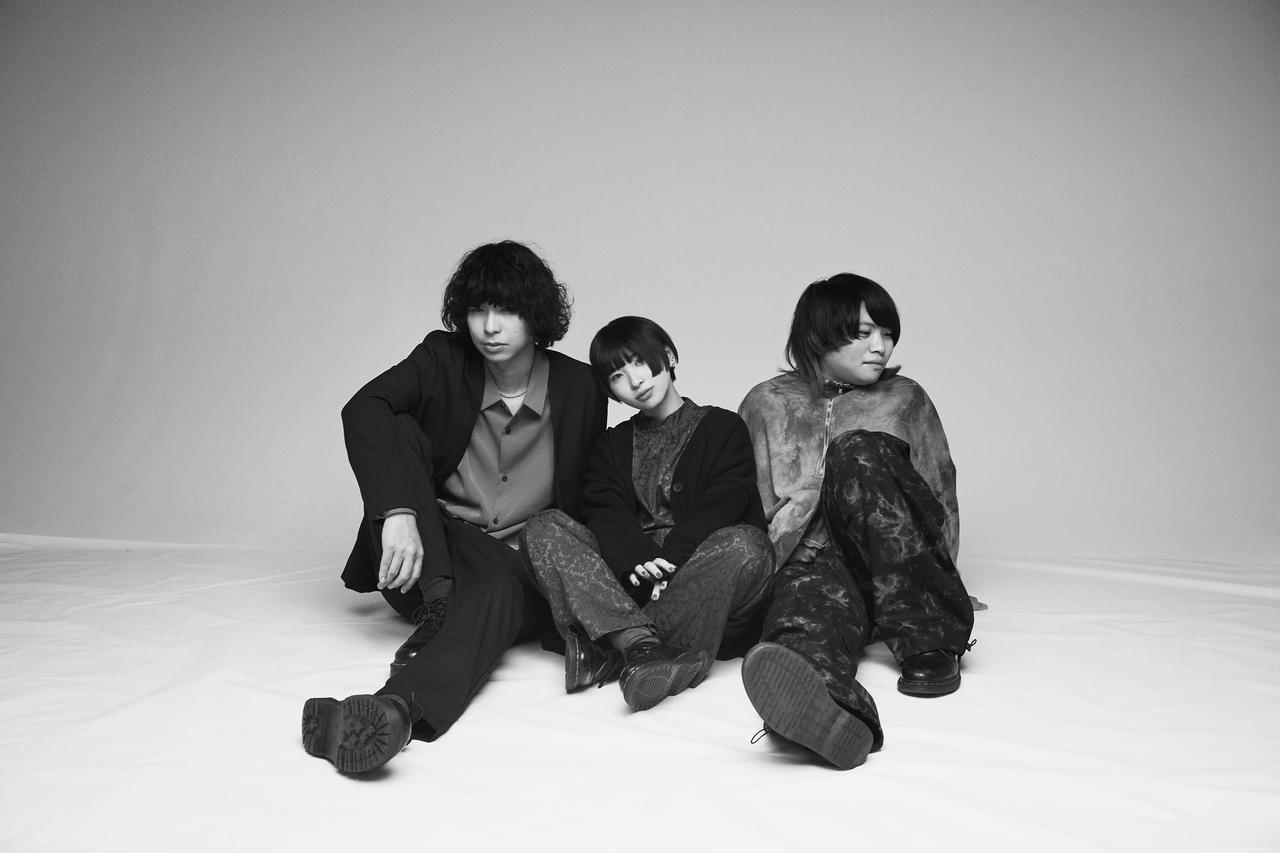 画像: 京都発のスリーピースバンド「Hakubi」