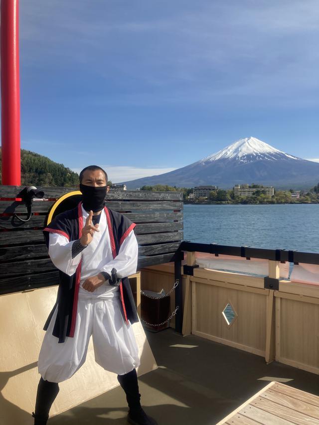 画像: 水上忍者ショーも楽しめます。 ©️シネフィル