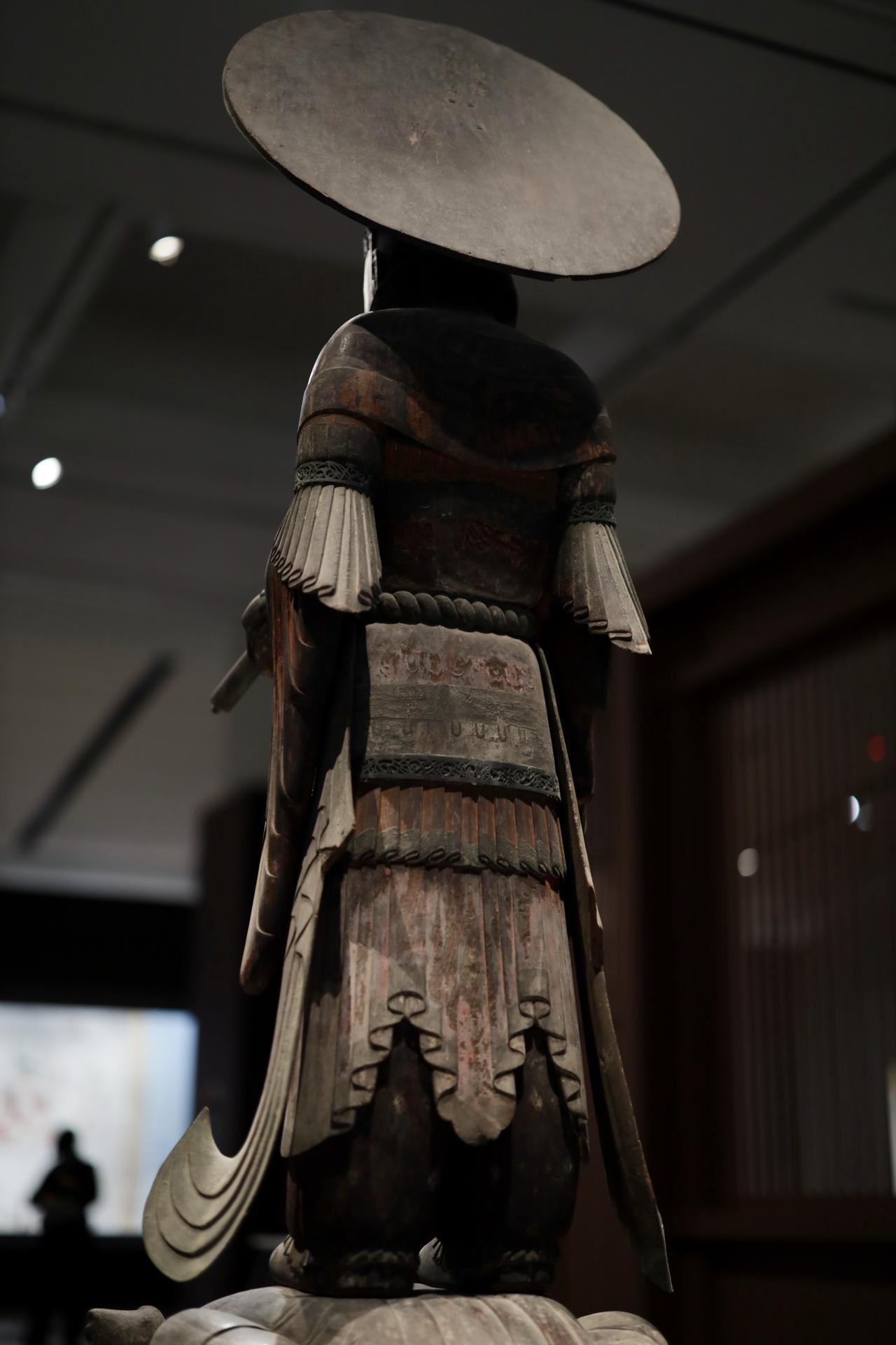画像1: 四天王立像・広目天 飛鳥時代7世紀 奈良・法隆寺(金堂安置) 国宝