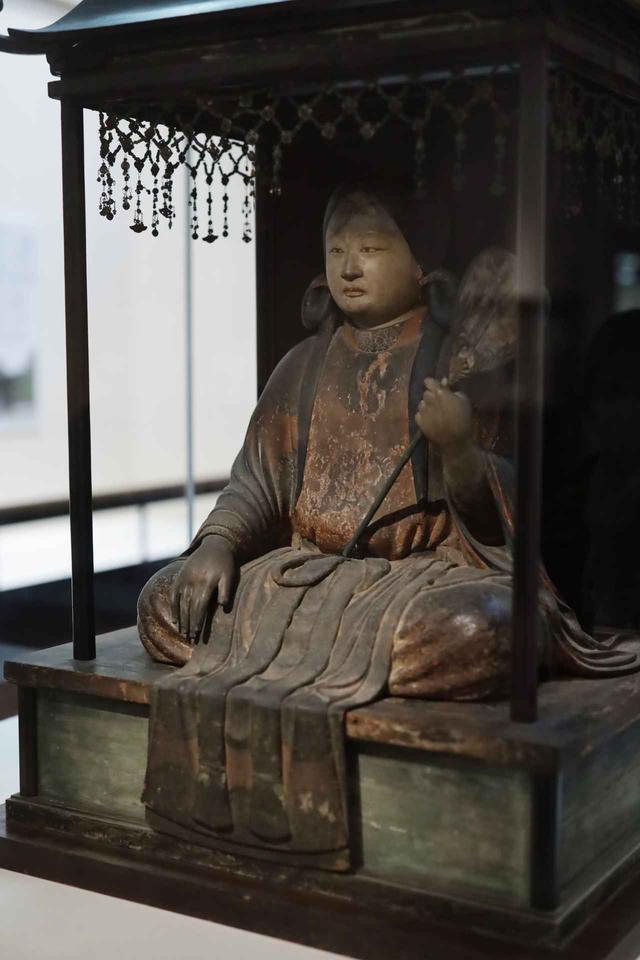 画像1: 聖徳太子坐像(伝 七歳像)平安時代 治暦5(1069)年 奈良・法隆寺 重要文化財