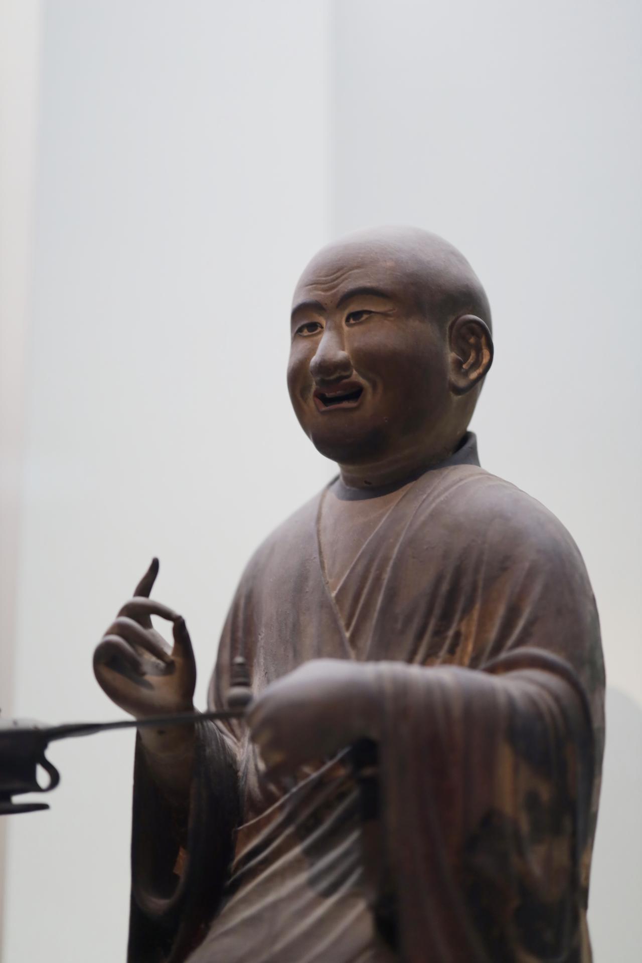 画像: 高句麗の僧で来日して太子の師になった恵慈法師