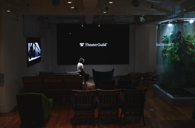 画像: まったく新しい劇場体験!没入感!世界初の劇場システムを取り入れたサイレントシアター「シアターギルド代官山」が、オープン!