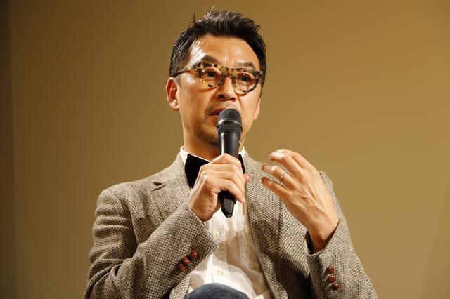 画像: 清水ハン栄治監督 ©︎2020 sumimasen