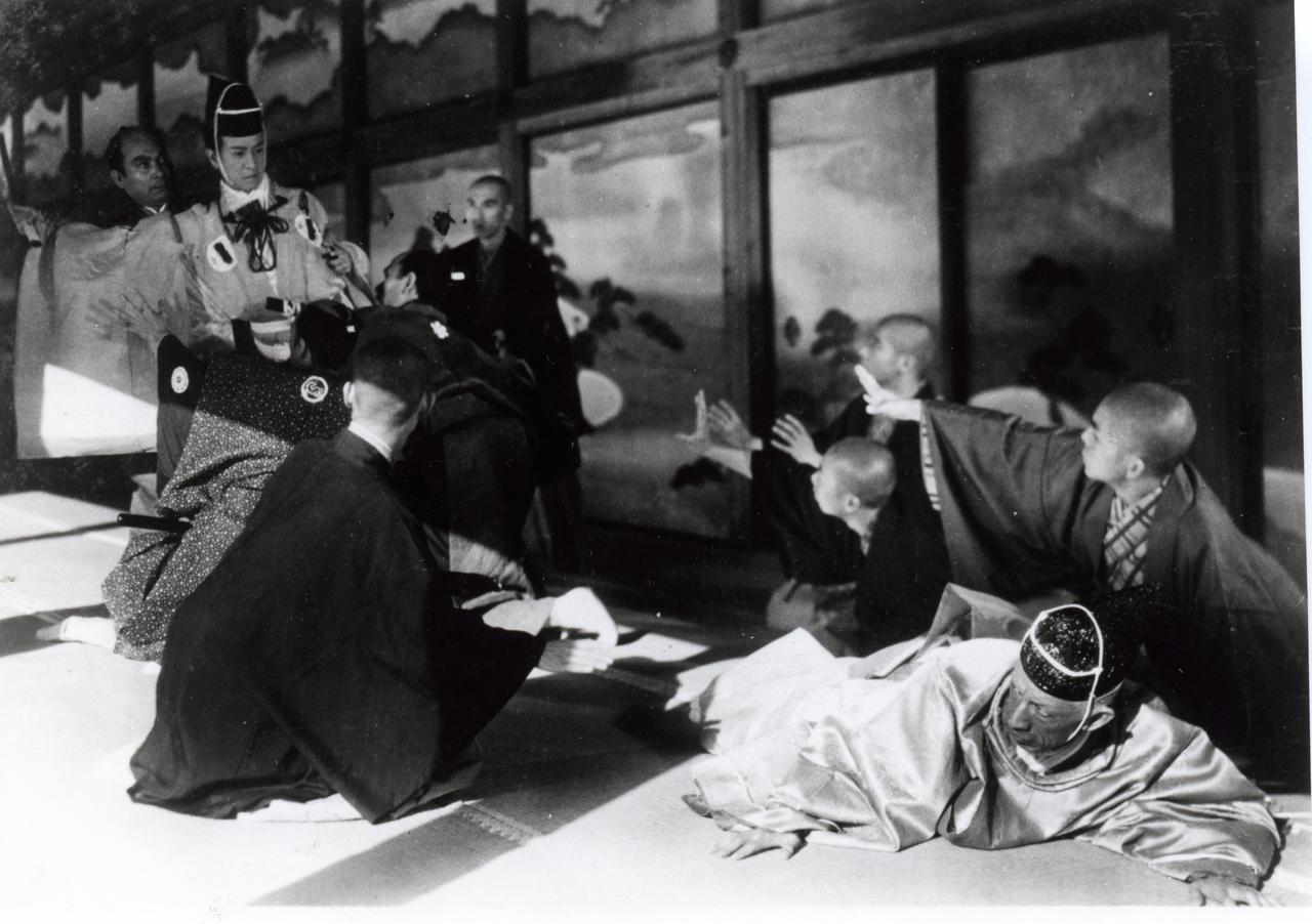 画像: 溝口健二監督『元禄忠臣蔵』 写真提供:松竹株式会社