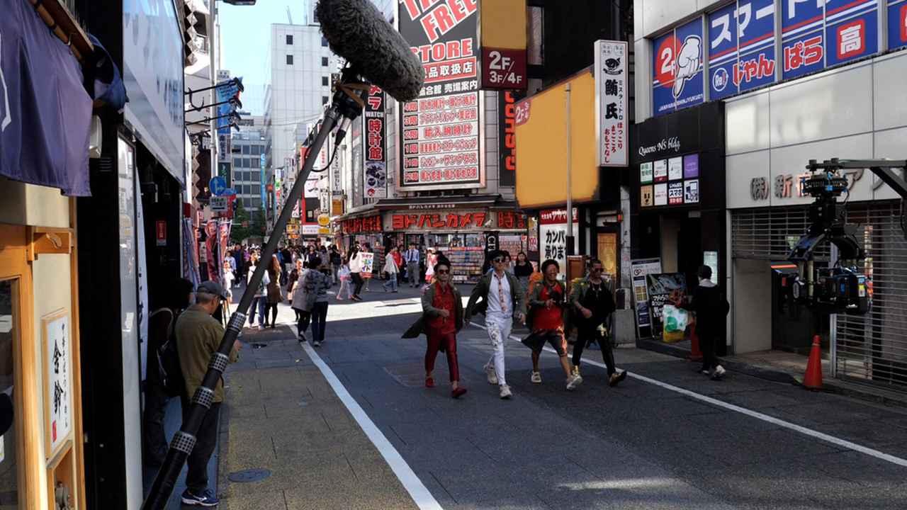 Images : 1番目の画像 - 『唐人街探偵 東京MISSION』 - シネフィル - 映画とカルチャーWebマガジン