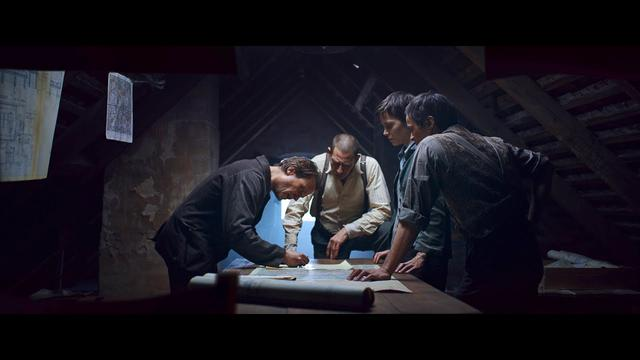 画像: 7.23公開『復讐者たち』本予告 youtu.be