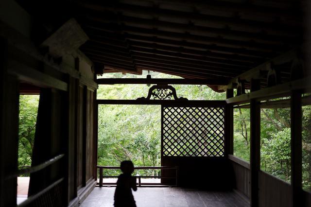画像: 「鳥獣人物戯画」を所蔵する京都・栂尾の高山寺(世界文化遺産) 国宝・石水院 鎌倉時代13世紀