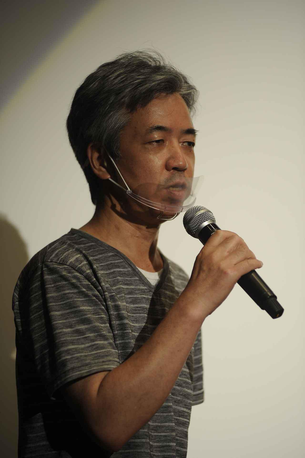 画像: 佐藤智也監督