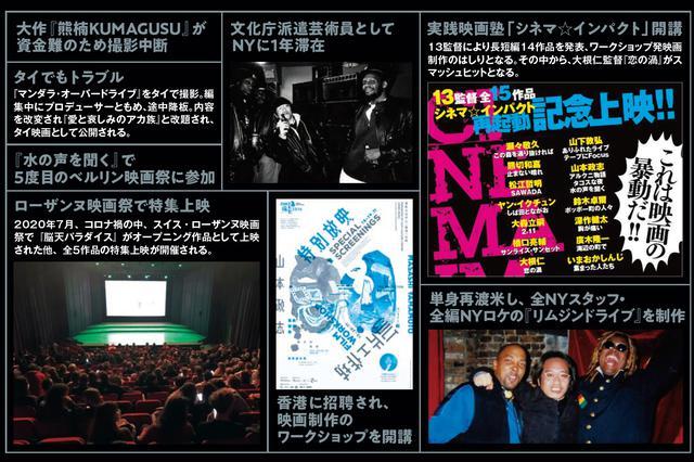 画像: 2021.6.26?7.23「山本政志 脳天映画祭」@新宿K's cinema特設サイト