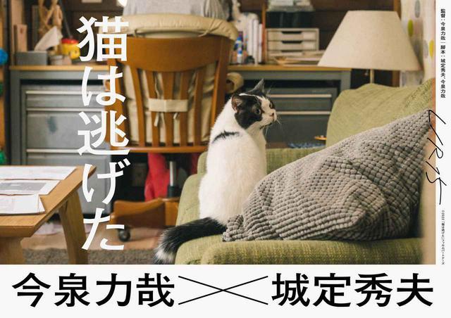 画像2: 異色のコラボレーション企画が始動!今泉力哉×城定秀夫 両監督が脚本を提供しあって監督!L /R15『愛なのに』と『猫は逃げた』ビジュアル第1弾+コメント到着!