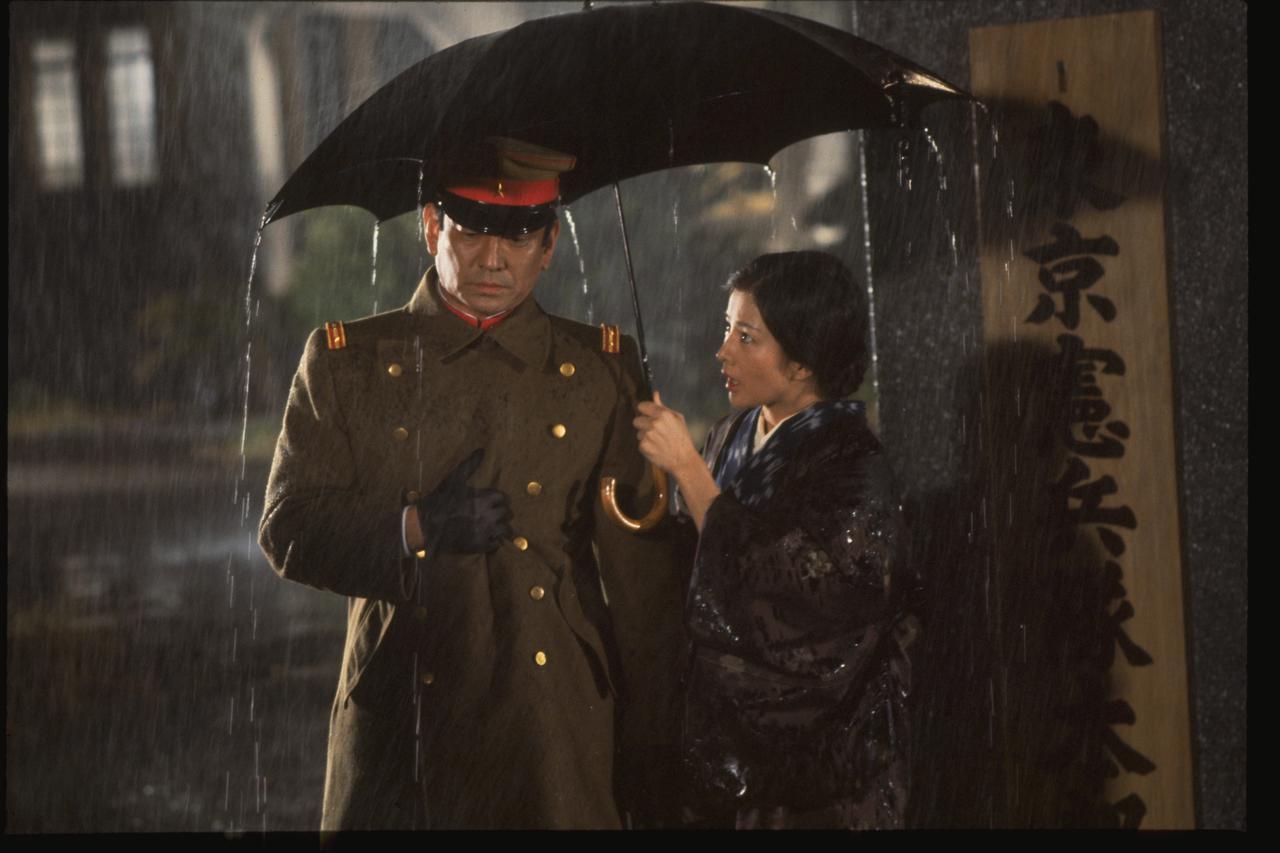 画像: 『動乱 第1部海峡を渡る愛/第2部雪降り止まず』:©東映・シナノ企画