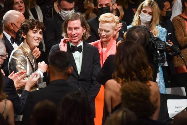 画像9: ウェス・アンダーソン監督の記念すべき第10作目で、想像がつかない豪華キャストの共演が実現!最新作『フレンチ・ディスパッチ』で、カンヌが大絶賛!大熱狂!