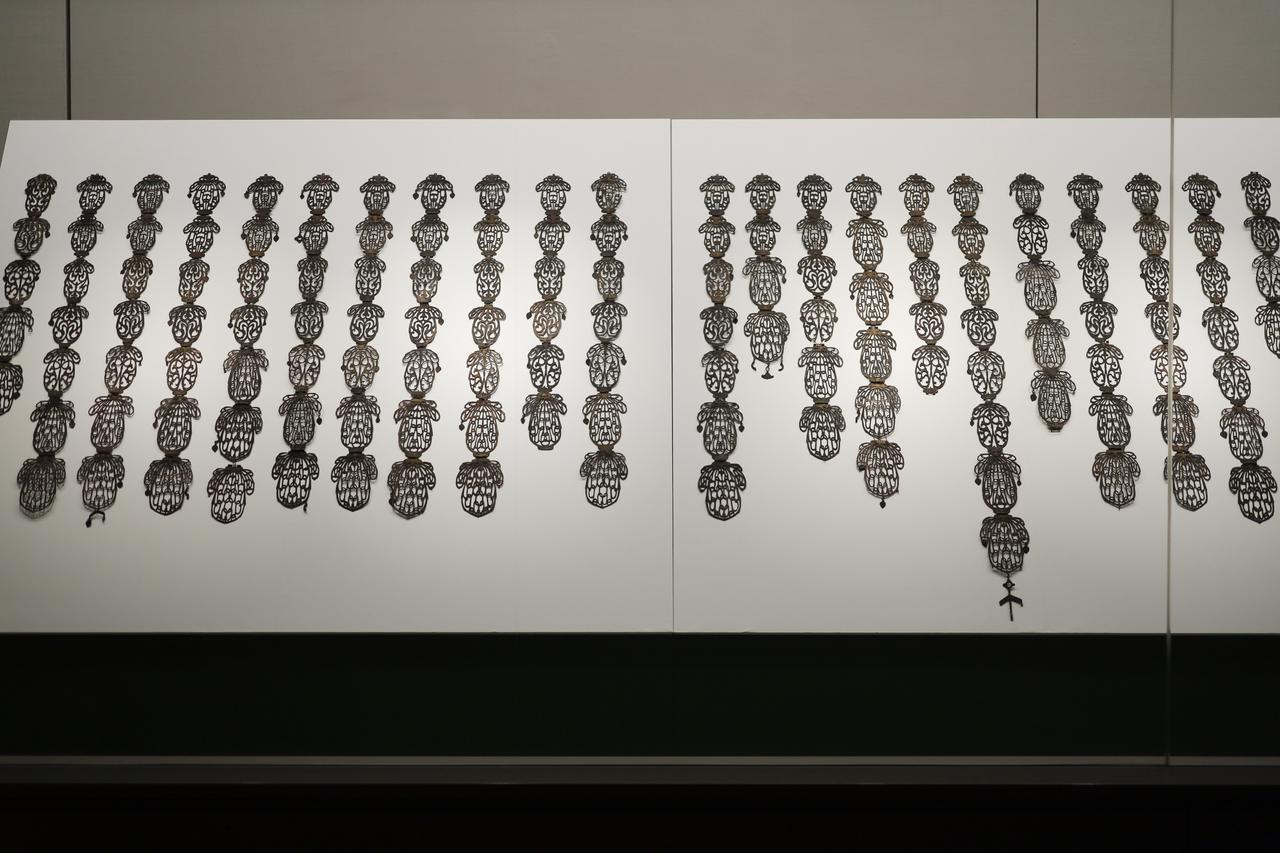 画像: 国宝 金銅幡 飛鳥時代・7世紀 東京国立博物館(法隆寺献納宝物) 明治時代に法隆寺から皇室に献納された宝物(「法隆寺献納宝物」)のひとつ