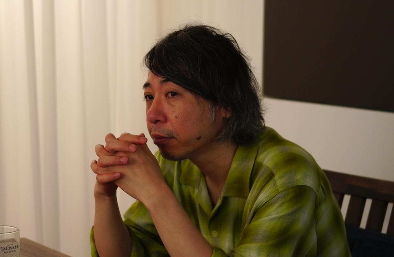 画像2: 豊田利晃監督 PHOTO by Noriko Tokeshi
