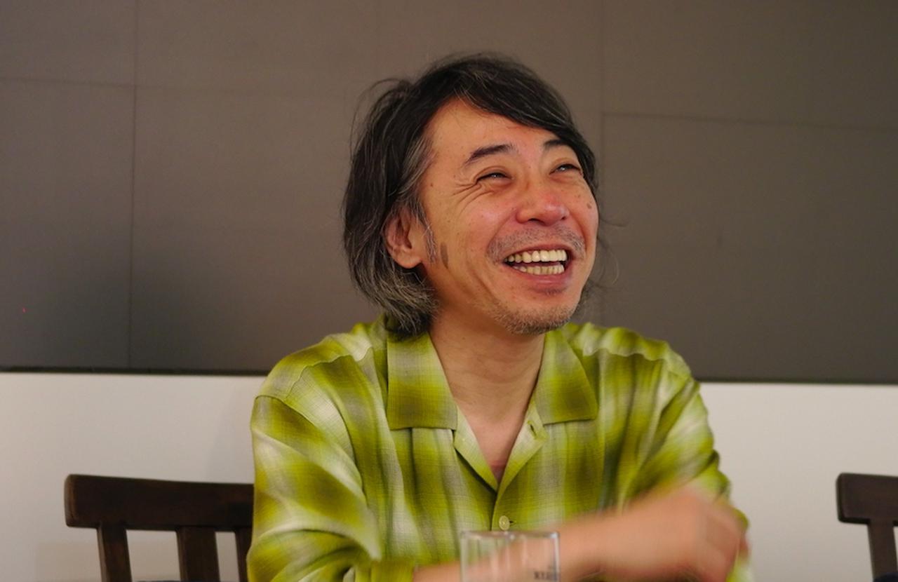 画像1: 豊田利晃監督 PHOTO by Noriko Tokeshi