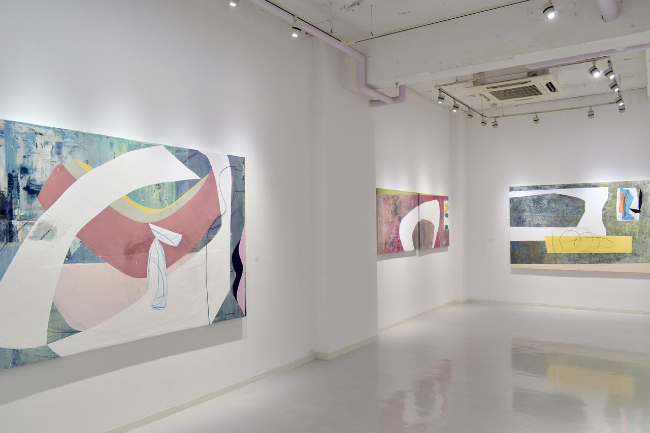画像: 吉田 花子 Yoshida Hanako ギャラリーQ Gallery Q 1988 東京都生まれ 2012 成城大学文芸学部芸術学科卒業