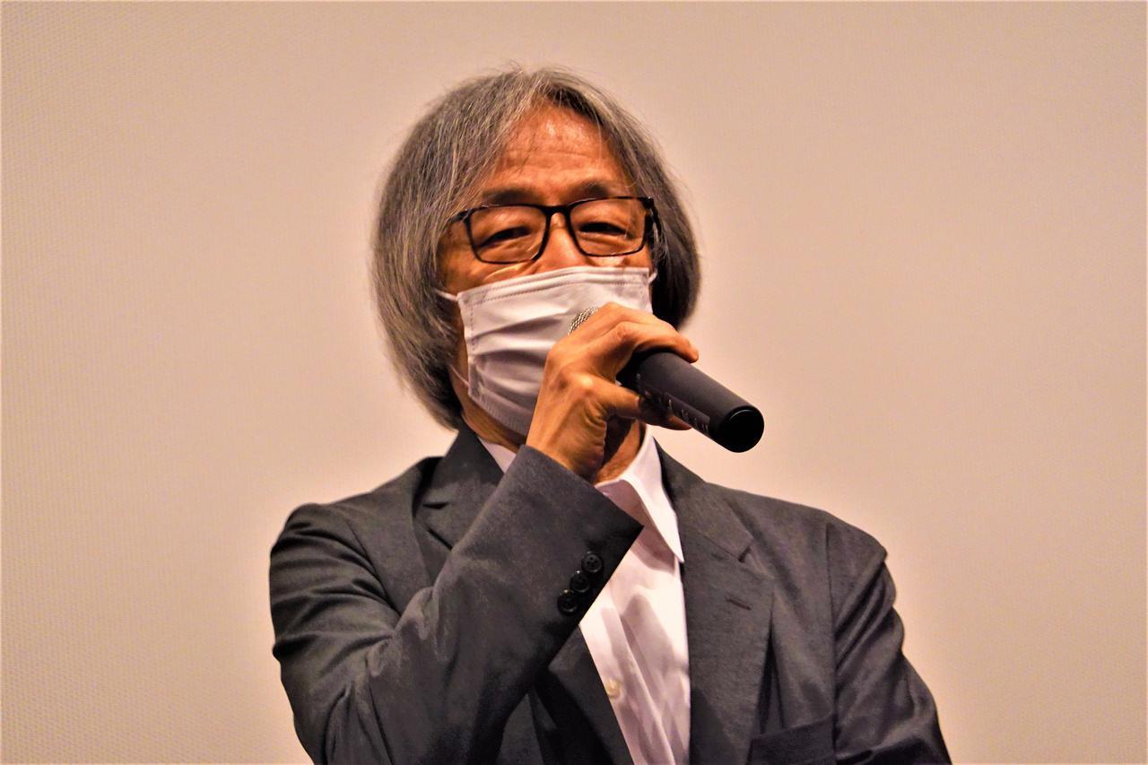 画像: 河村光庸プロデューサー