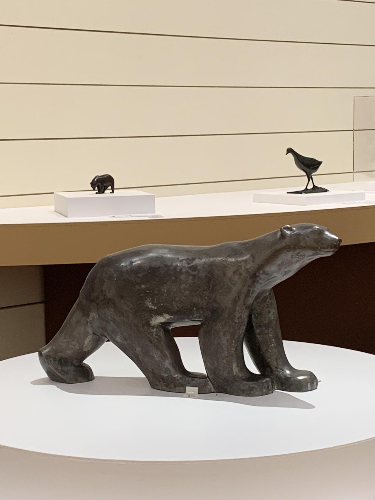 画像4: 日本初の回顧展!フランスの彫刻家「フランソワ・ポンポン展 〜動物を愛した彫刻家〜」